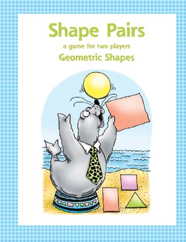 Shape Pairs (Geometric Shapes)