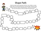 Shape Path