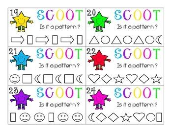 Shape Pattern Scoot