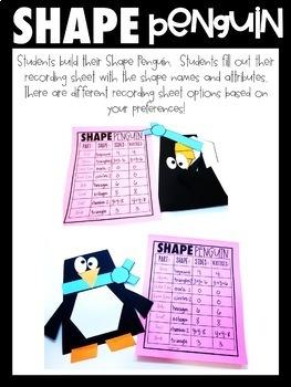 Shape Penguin