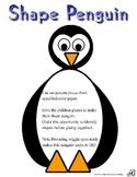 Shape Penguin  Pattern