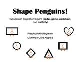 Shape Penguins!