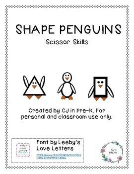 Shape Penguins