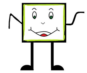 Shape People Clipart   For Commercial and Personal Use