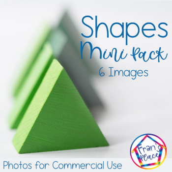 Shape Photos: Pattern Blocks