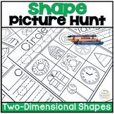 Shape Picture Hunt