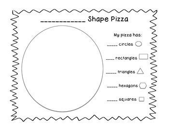 Shape Pizza