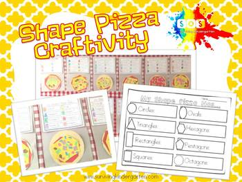 Shape Pizza 2D