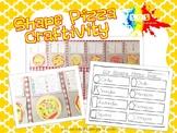 Shape Pizza 2D
