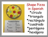 Shape Pizza - Spanish