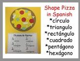 Shape Pizza - Spanish