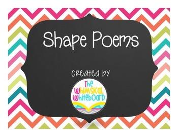 Shape Poem