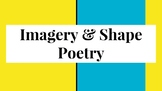 Shape Poetry Lesson: PDF Presentation