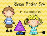 Shape Poster Set Freebie