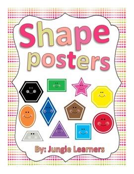 Shape Posters: Dotty