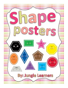 Shape Posters: Dotty