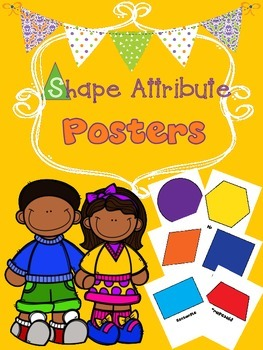 Shape Posters