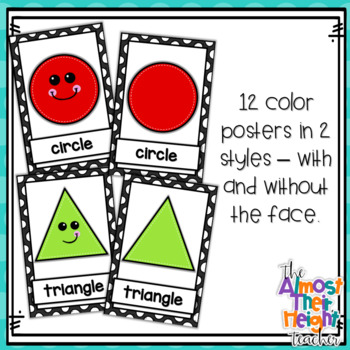 Shape Posters 2D - Black and White Polka Dot theme