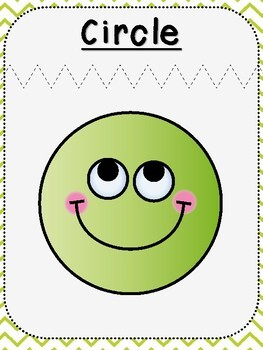 Shape Posters (***Kindergarten FREEBIE***)