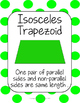 Shape Posters - Bright Polka-Dots