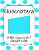 Shape Posters - Bright Polka-Dots