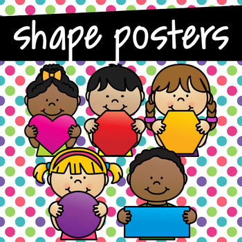 Shape Posters ~ Dots ~ Black Series