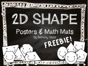 Shape Posters FREEBIE