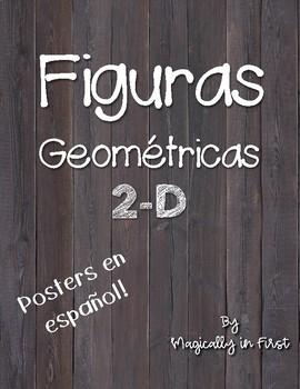 Shape Posters - Figuras geométricas _ Wood Inspired!