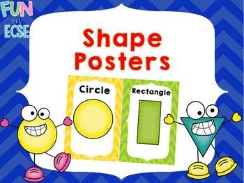 Shape Posters Freebie