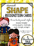 Shape Posters - Perfect for Flash Cards Too!