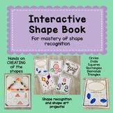 Preschool Shapes Journal