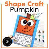 Shape Pumpkin Craft