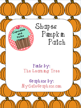 Shape Pumpkin Patch