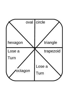 Shape Pyramid Spin
