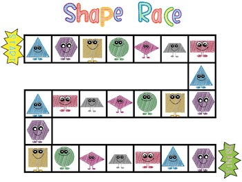 Shape Race