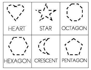 Shape Recognition & Tracing