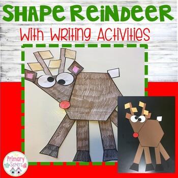 Reindeer Craft Acivity