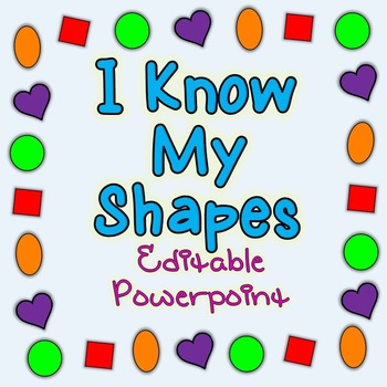 Shape Review PowerPoint