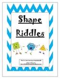 Shape Riddle Matching Game
