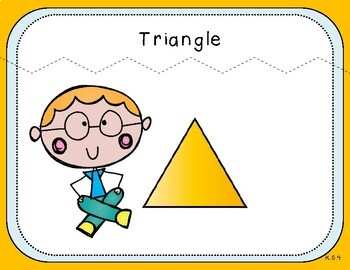 Shape Riddles Teacher Slides (Kindergarten, K.G.4)