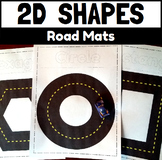 Shape Road Mats
