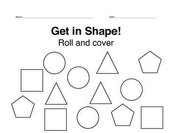 Shape Roll and Color