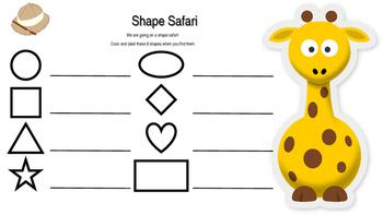 Shape Safari