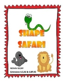 Shape Safari - A Review of Area