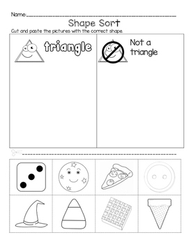 Shape Sampler: Triangle