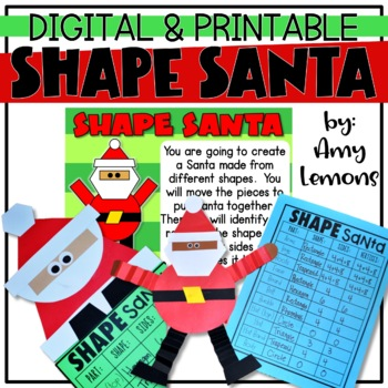 Shape Santa