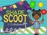 Shape Scoot - 2-D Shapes