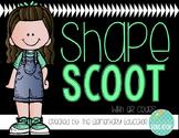 Shape Scoot w/QR Codes