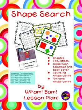Shape Search Graph