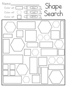 Shape Search K.G
